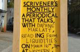 Go to Daphne Marlatt reading from Liquidities